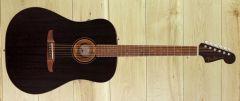 Fender Redondo Special Open Pore Black