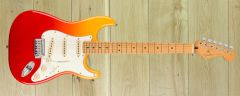 Fender  Player Plus Strat, Maple Fingerboard, Tequila Sunrise