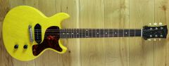 Gibson Custom Made To Measure 58 Les Paul Junior Bright TV Yellow Lightly Aged 80207