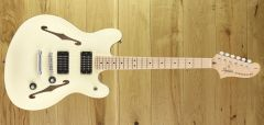 Squier Affinity Starcaster Maple Fingerboard Olympic White