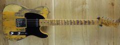 Fender Custom Shop Kyle McMillin 52 Tele Ultra Relic Butterscotch Blonde KM1129