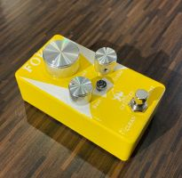 Greuter Fokus White on Yellow