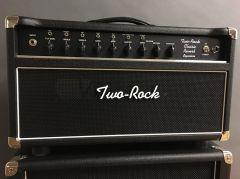 Two Rock Classic Reverb Signature 100/50 Black Panel ~ Due May 2022