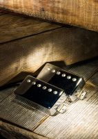 Lollar Imperial Low Wind Humbucker Set 2 Conductor Gold