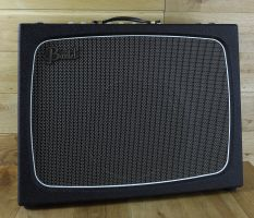 Bartel Amplifiers Roseland 1x12 Combo with Reverb and Tremolo Black Stubble ~ Due October