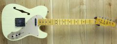 Fender Custom Shop 50s Thinline Tele Journeyman Relic Vintage White R108848