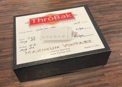 ThroBak SLE101 MXV P.A.F Humbucker Pickup Set, Shiny Gold