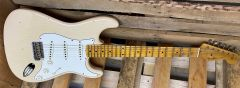 Fender Custom Shop Tomatillo Strat Journeyman Relic Extra Super Faded Aged Shell Pink 2018 ~ Secondhand