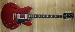 Gibson Custom 1964 ES335 Reissue VOS Sixties Cherry 100179 ~ Secondhand