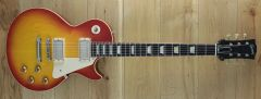 Gibson Custom 58 Les Paul Standard Plaintop Washed Cherry 2005 ~ Secondhand