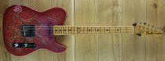 Fender Custom Shop Dennis Galuszka Masterbuilt 68 Paisley Tele Relic ~ Secondhand