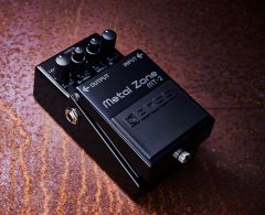 Boss MT2 3A 30th Anniversary Metal Zone Effects Pedal