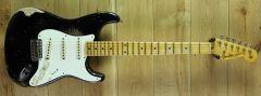 Fender Custom Shop Kyle McMillin Masterbuilt 55 Strat Relic Black R108135