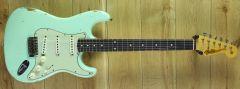 Fender Custom Shop Yuriy Shishkov Masterbuilt 59 Strat Relic Surf Green R108301