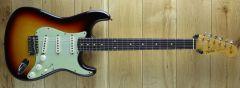 Fender Custom Shop 59 Strat Journeyman Relic Chocolate 3 Tone Sunburst R113130