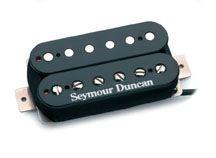 Seymour Duncan SH6 Duncan Distortion Humbucker Colour Black