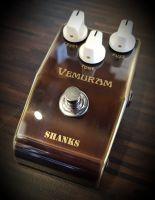 Vemuram Shanks II Overdrive Fuzz