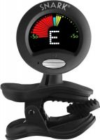 Snark by Qwik Tune SN5X Clip On Acoustic Guitar Tuner Black