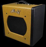 Swart Space Tone Reverb Tremolo Tweed BV30 Speaker