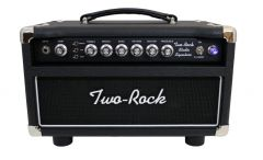 Two Rock Studio Signature Head Black Chassis Black Bronco ~ Due May 22
