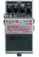 Boss SYB5 Bass Synthesizer Effects Pedal For Bass Guitar