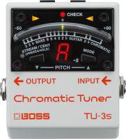 Boss TU3S Compact Chromatic Tuner