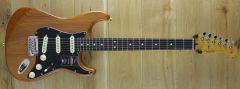 Fender American Professional II Strat Rosewood Fingerboard Roasted Pine US210050811