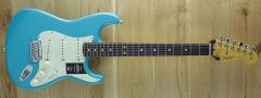 Fender American Professional II Strat, Rosewood Fingerboard, Miami Blue US210054593