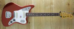 Fender Johnny Marr Jaguar Rosewood Metallic KO V2103098 ~ Slight Mark