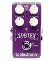 TC Electronic Vortex Flanger Effects Pedal