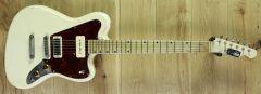 "Vuorensaku Guitars T Family ""Barbados"" Magnolia White"