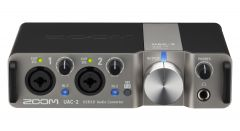 Zoom UAC2 2-in / 2-out USB 3.0 Audio Converter